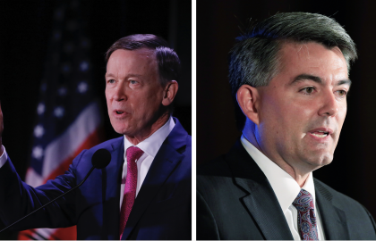 Cory Gardner and John Hickenlooper Answer 5 Questions Vital to Voters Age 50+