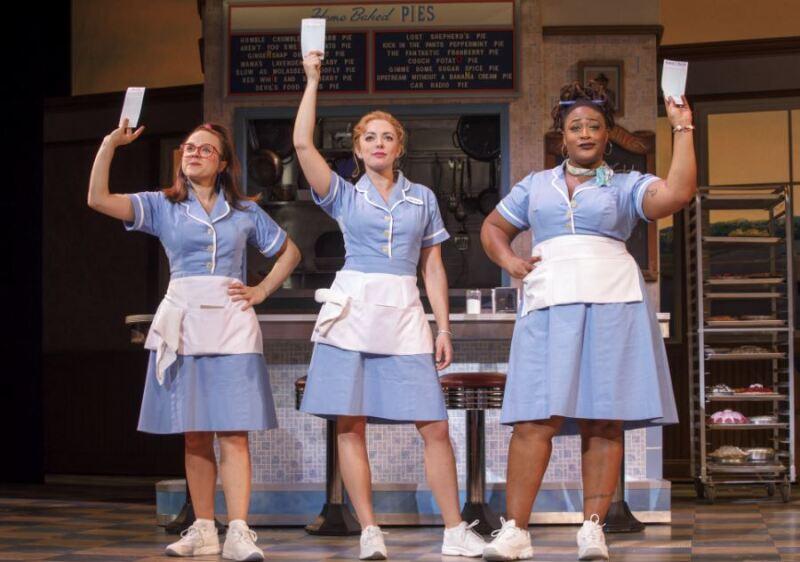 Waitress Ladies