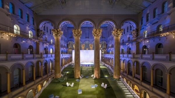 National Building Museum - Lawn
