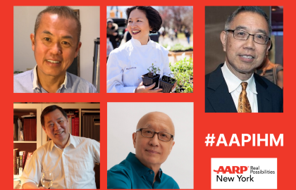 AARPNY Celebrates Asian American and Pacific Islander Heritage Month!