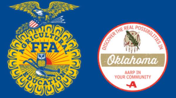 AARP Oklahoma FFA Model of Excellence Chapter Recognition