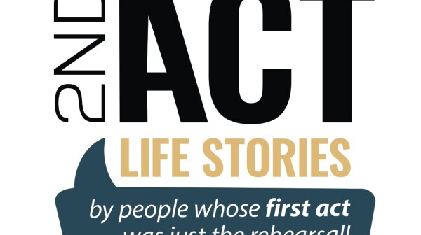 Second Act Logo