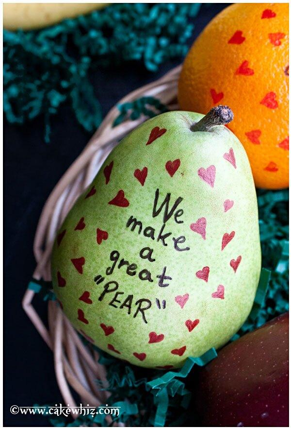fruit message