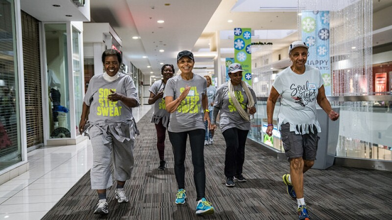 soul steppers five walkers