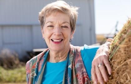 Cheryl Tevis - AARP Iowa Hidden Gem