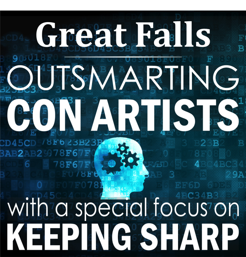 Great Falls Fraud Event