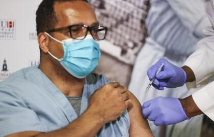 The COVID-19 Vaccine Distribution Plan in Washington, D.C.