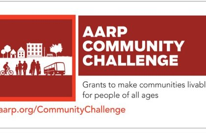 Four West Virginia Projects Receive National AARP Community Challenge Grant Awards