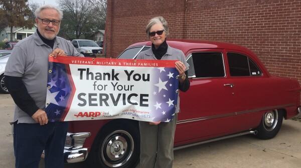 AARP Oklahoma Salutes Veterans