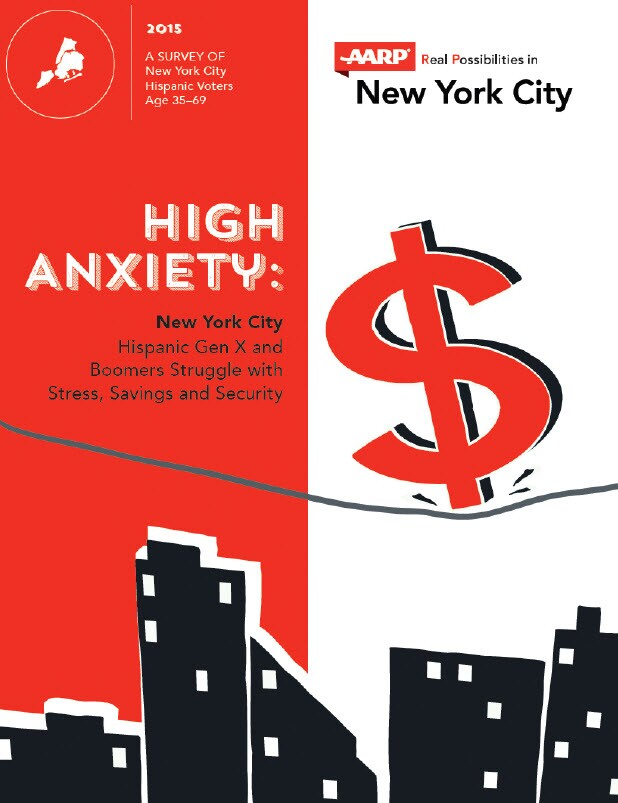 High Anxiety HL report cover