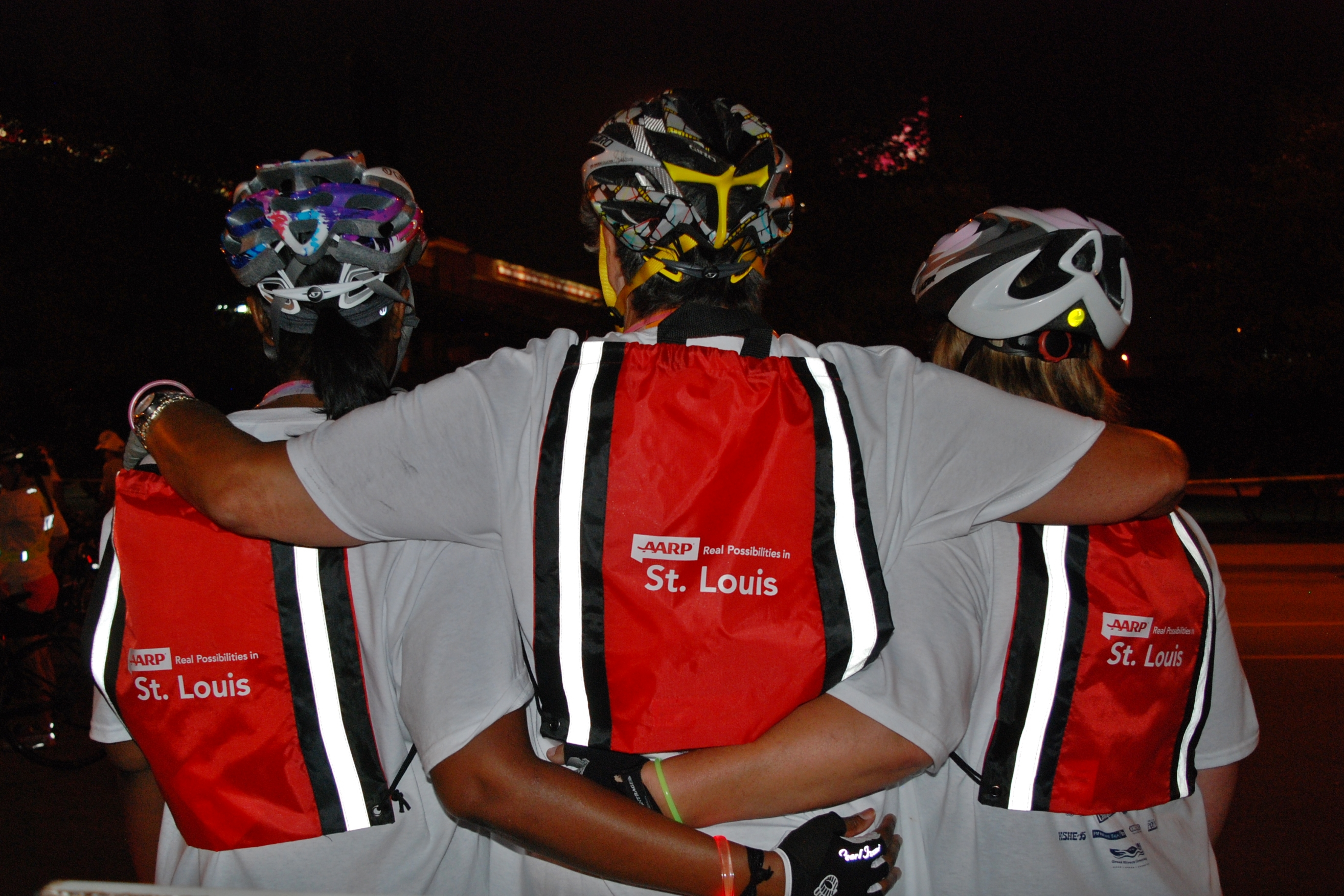 Visit with AARP in St. Louis at Moonlight Ramble 2019 - Get Discounted Rider Fee