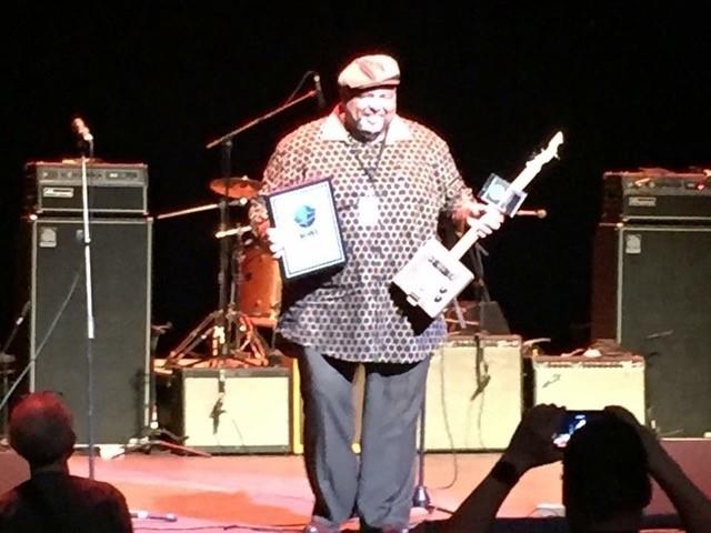 Memphis International Blues Challenge, 2018