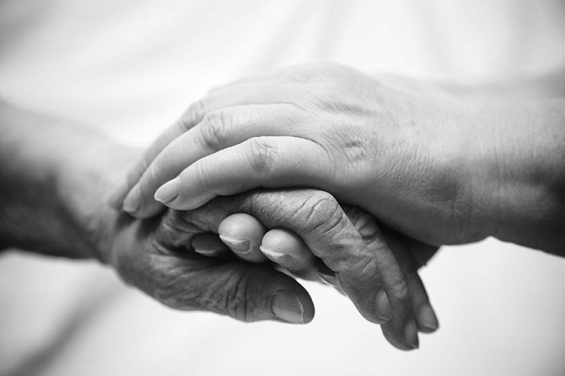 Man's perspective on becoming a caregiver