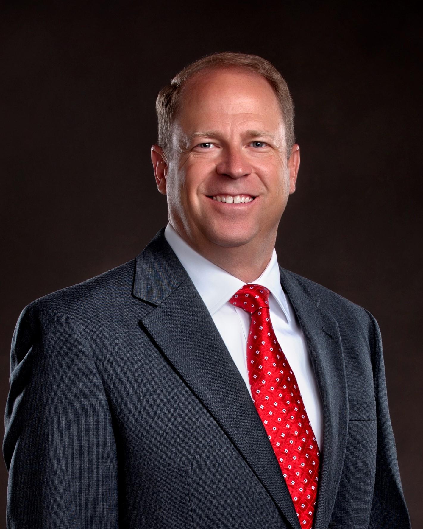 Wyoming Secretary of State Ed Buchanan