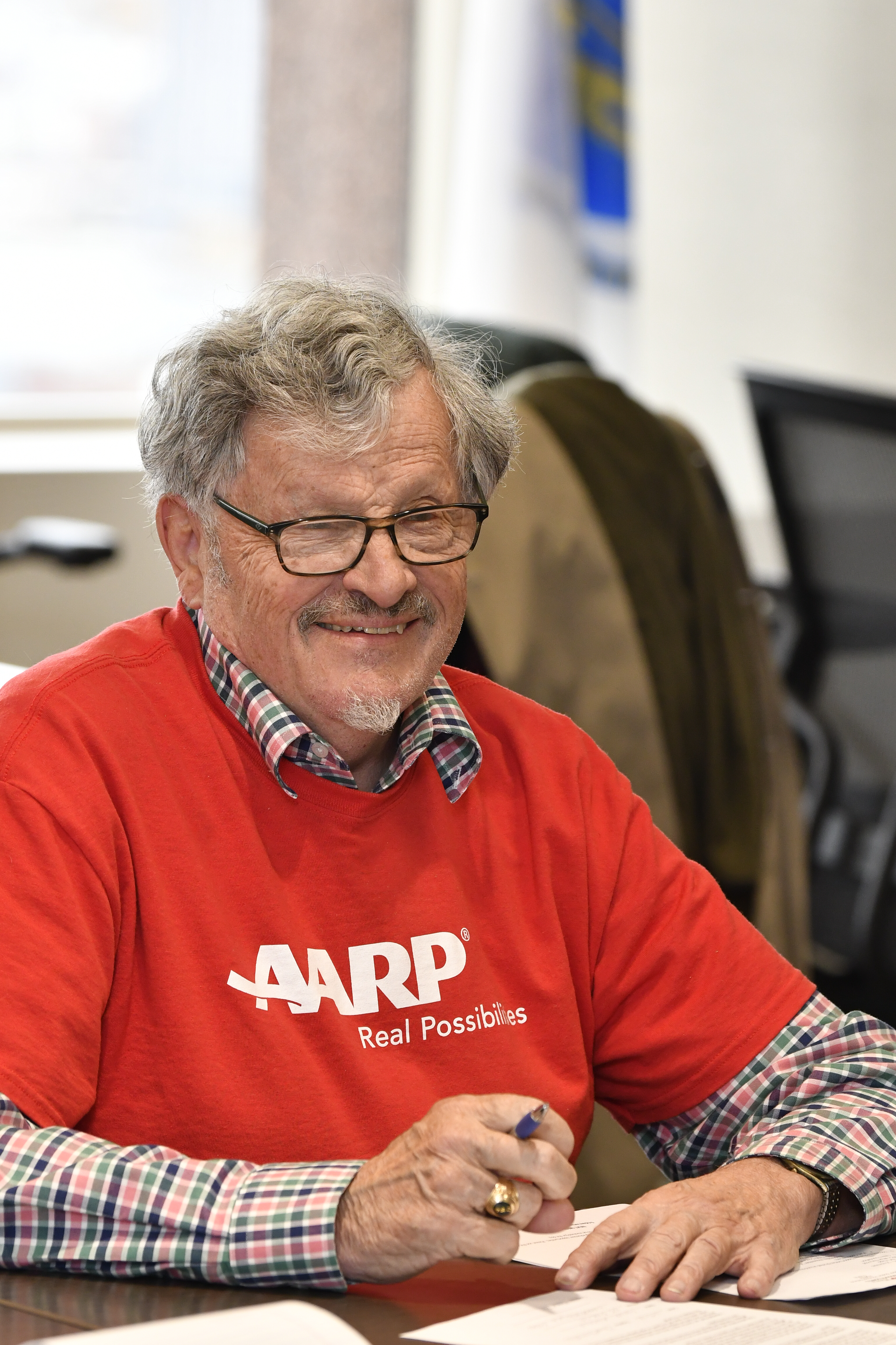 AARP Massachusetts Volunteer Spotlight - Gene Moulton