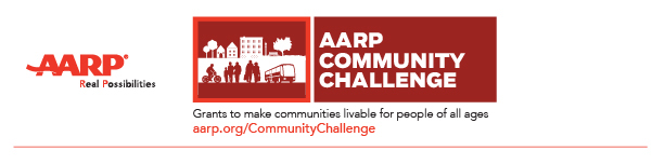 AARP Community Challenge Grants Awarded